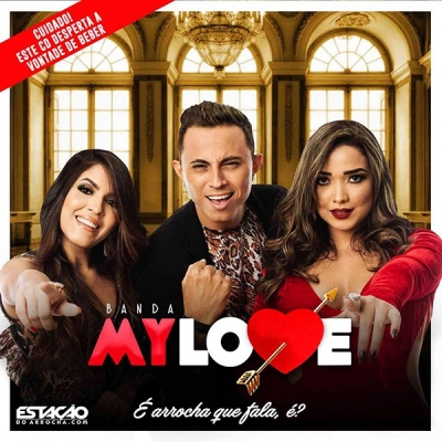 Banda My Love – Xuxuzinho Lyric Vídeo Oficial